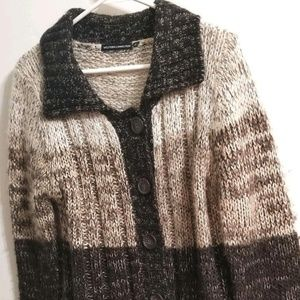 Western Connection Western Sweater Cardigan K9E